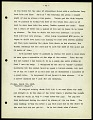 View Typewritten copy of field journal of Henry Cushier Raven written while in Singapore, Java and Borneo and vicinity, dated 22 February 1912 to 2 November 1914 digital asset number 2