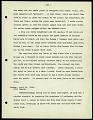 View Typewritten copy of field journal of Henry Cushier Raven written while in Singapore, Java and Borneo and vicinity, dated 22 February 1912 to 2 November 1914 digital asset number 10