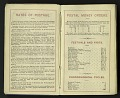 View H. G. Dyar bluebook (1885 - 86) digital asset number 1