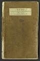 View H. G. Dyar bluebook 131 - 157 digital asset number 0