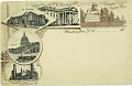 View Postcard of Notable Sites in DC digital asset number 0