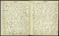 View Mary Henry Diary, 1864-1868 digital asset number 2