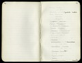 View Field notes, Death Valley Expedition, 1891 digital asset number 3