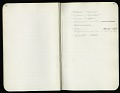 View Field notes, Death Valley Expedition, 1891 digital asset number 1