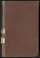 View Rose field notes, 1893 - 1903 digital asset number 0