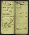 View Field notes, Texas and New Mexico, May 2-October 1, 1901 digital asset number 1