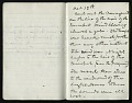 View Joseph Henry Notebook, Sound, Weather, 1865-1866 digital asset number 7