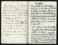 View Joseph Henry Notebook, Sound, Weather, 1865-1866 digital asset number 3