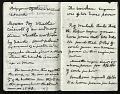 View Joseph Henry Notebook, Sound, Weather, 1865-1866 digital asset number 2