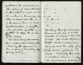 View Joseph Henry Notebook, Sound, Weather, 1865-1866 digital asset number 5