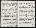 View Joseph Henry Notebook, Sound, Weather, 1865-1866 digital asset number 4