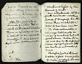 View Joseph Henry Notebook, Sound, Ear Trumpets, Light Houses, 1866 digital asset number 4