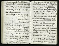 View Joseph Henry Notebook, Sound, Ear Trumpets, Light Houses, 1866 digital asset number 6