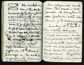 View Joseph Henry Notebook, Sound, Ear Trumpets, Light Houses, 1866 digital asset number 8