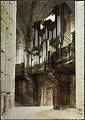 View Postcard of Organ at La Chaise-Dieu digital asset number 0