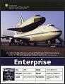 View Postcard of Enterprise Shuttle digital asset number 0