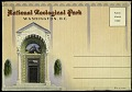 View Zoo Postcard Booklet Envelope digital asset number 0
