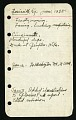 View Field notes, Florida, April 23-May 31, 1938, New Mexico and Arizona, June 23-August 2, 1938, Pennsylvania and New York, August 31-September 14, 1938 digital asset number 0