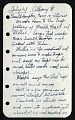 View Field notes, Grand Canyon, Arizona, April 22-July 9, 1939, Pennsylvania, New York, and Kentucky, July 15-October 3, 1939 digital asset number 1