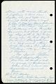 View Field notebook, 1950-1953 digital asset number 1