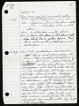 View Sage, R. D. : field notes, Costa Rica and Mexico, 1965 digital asset number 1