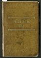 View Field notebooks, 1928-1931 : field book 364, 1928-1930 digital asset number 0