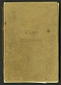 View Journal, Northwest Boundary Survey, 1857-1862 digital asset number 0