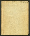 View Journal of Richard E. Blackwelder, West Indies, vol. 1 digital asset number 0