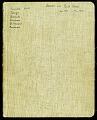 View Journal of Richard E. Blackwelder, West Indies, vol. 3 digital asset number 0