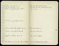 View Field note nos. 1-1514, Mexico 1825 digital asset number 2