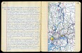 View Journal from field trips to the American west, 1960, 1962, 1964 digital asset number 1