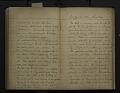 View Diary, European trip, 1914 (1 of 2) digital asset number 2