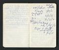 View Palmer Peninsula (Antarctica) Survey, 1962-1963 : diary, November 24, 1962 - March 10, 1963 (1 of 2) digital asset number 8