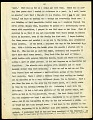 View Mary Agnes Chase notes, 1922 trip digital asset number 4