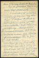 View Mary Agnes Chase correspondence, 1929 trip to Brazil digital asset number 0