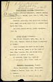 View Specimen lists, Haiti, 1929 digital asset number 0