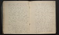 View Diaries and field notes, 1915 - 1972 digital asset number 2