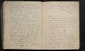 View Diaries and field notes, 1915 - 1972 digital asset number 1