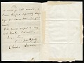 View Letter from Charles Darwin digital asset number 1