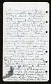 View Handwritten China journal of Edmund Heller (2 of 5) digital asset number 1