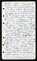 View Handwritten China journal of Edmund Heller (3 of 5) digital asset number 3