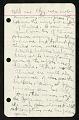 View Handwritten China journal of Edmund Heller (5 of 5) digital asset number 1