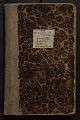 View Field notes, Iowa, South Dakota, Nebraska, Missouri, 1910 (#2) digital asset number 0
