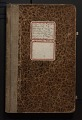 View Field notes and diary, Iowa, South Dakota, 1912, 1913 digital asset number 0