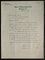 View Western United States, 1918 : Correspondence, field reports, and reference materials (1 of 2) digital asset number 3