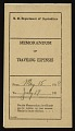 View Western United States, 1918 : correspondence, field reports, and reference materials (2 of 2) digital asset number 0