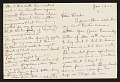 View Walter Rathbone Bacon Traveling Scholarship Expeditions to the East and West Coasts of South America, 1925-1927 ; correspondence, 1925 - 1930 digital asset number 1