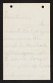 View Walter Rathbone Bacon Traveling Scholarship Expeditions to the East and West Coasts of South America, 1925-1927 ; correspondence, 1925 - 1930 digital asset number 4