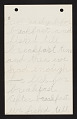 View Walter Rathbone Bacon Traveling Scholarship Expeditions to the East and West Coasts of South America, 1925-1927 ; correspondence, 1925 - 1930 digital asset number 6