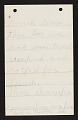 View Walter Rathbone Bacon Traveling Scholarship Expeditions to the East and West Coasts of South America, 1925-1927 ; correspondence, 1925 - 1930 digital asset number 5